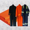 Sell flame retardant reflective safety jackets