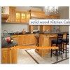 Supply solid wood Kitchen Cabinets
