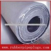 Supply NBR/Nitrile Cloth Insertion Rubber Sheet