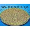 Macroporous strongly acidic ion exchange resin BD001