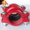 Supply Grooved fittings - HDPE coupling