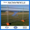 Temporary Fence with Plastic Feet  uses the Q195, Q235 and high quality low carbon steel wire .