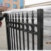 types of garden fencing Ring And Spear Top Fencing