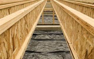CASfire developed fire resistance testing scheme for I-Joist flooring/ceiling assembly