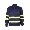 Flame-retardant  jacket