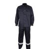 Fire Retardant Industrial Work Suit