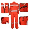 Customized fire resistant coverall will definitely be more suitable for workers.